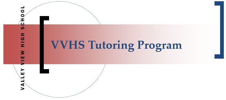 VVHS Tutoring Program