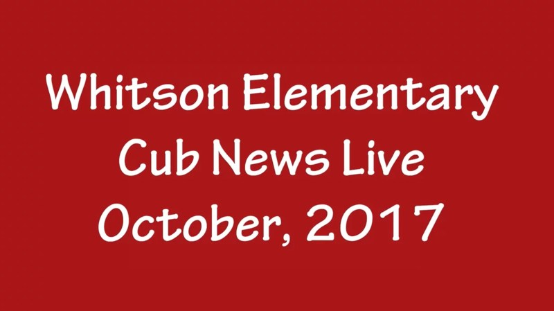 October Cub News