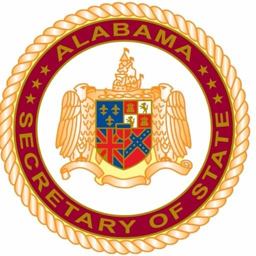 AL secretary of state seal