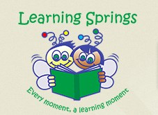 Learning Springs Summer Camp flyer