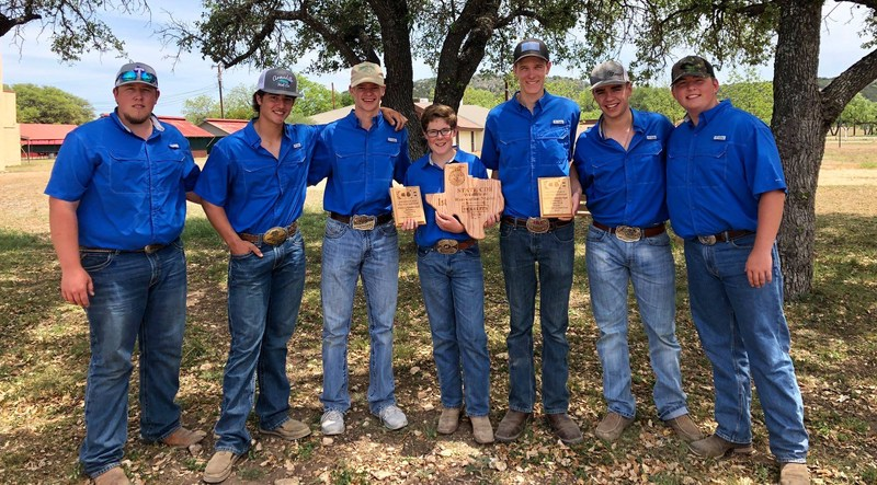 Burnet FFA Wildlife Team Wins State! Thumbnail Image