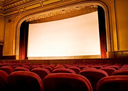 An old style theater