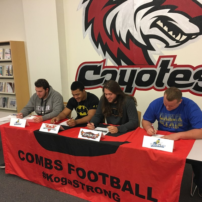 CHS Signing Day 2/7/18 Featured Photo