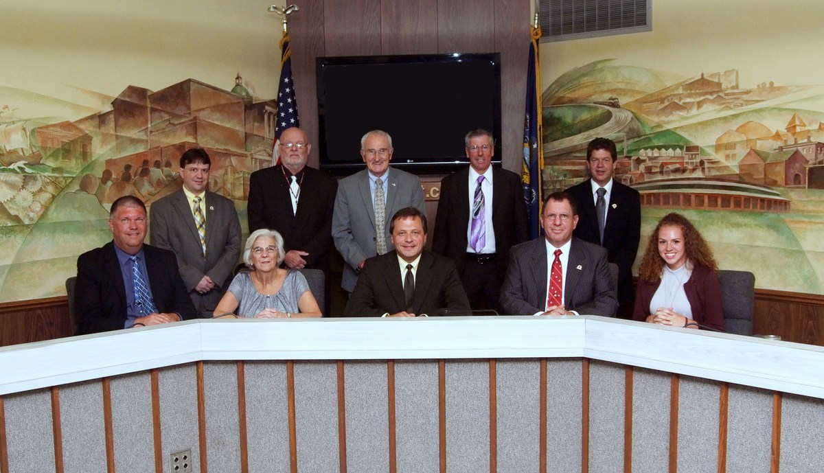 Altoona Area School District School Board Members