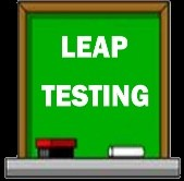 LEAP TESTING BEGINS APRIL 4th Thumbnail Image