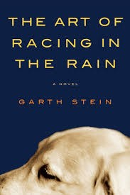 racing in the rain book cover