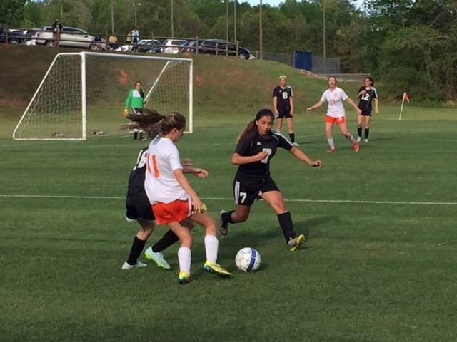 Lady Spartans defeat Grace Christian of Sanford 2-0 Thumbnail Image