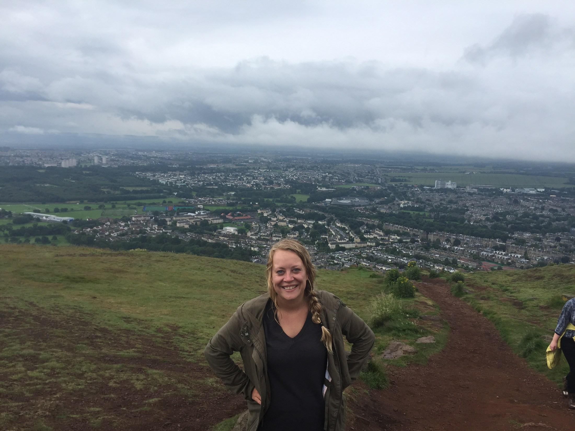 Exploring in Scotland