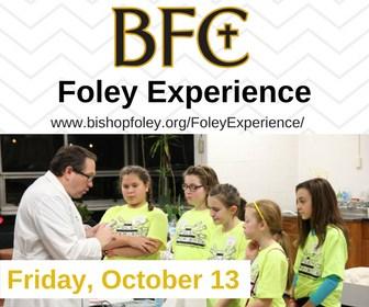 Foley Experience - October 13