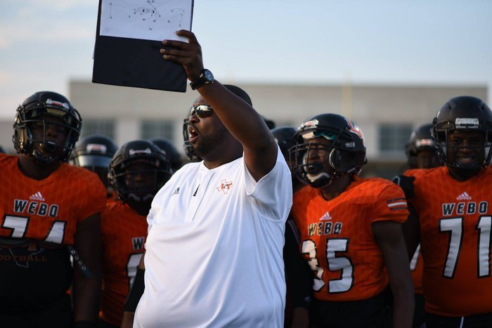 Lancaster High School Football Coach Chris Gilbert Makes School History with 59 Wins Thumbnail Image
