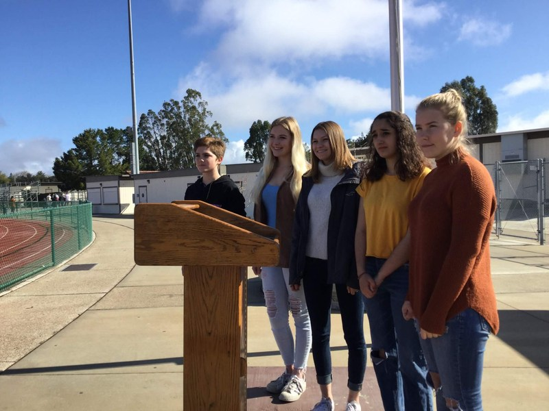 SYHS Students Organize Rally to Demand School Safety Featured Photo