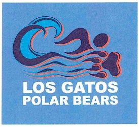 Los Gatos Polar Bears Logo