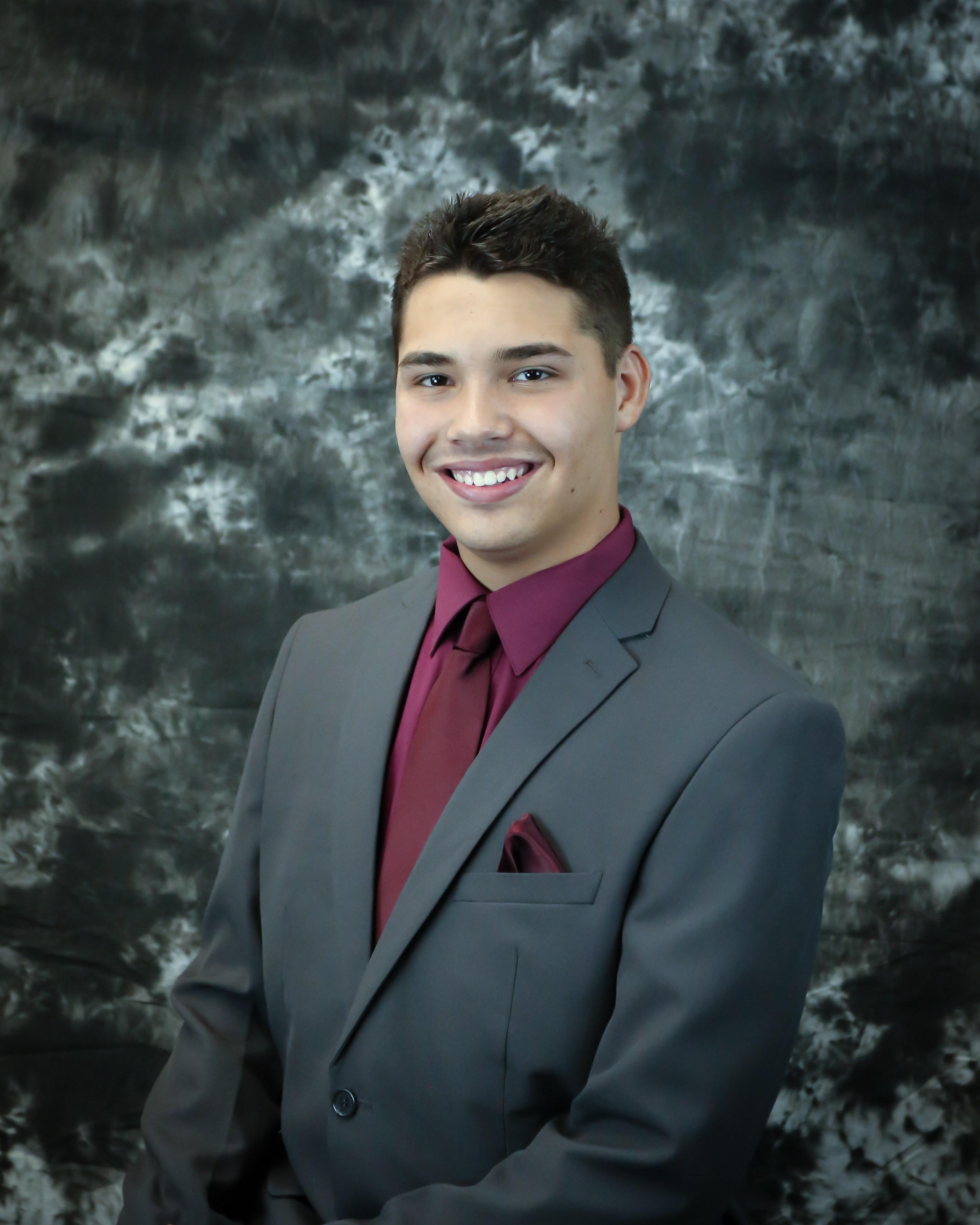 Matthew Onufrynk, Student Board Member