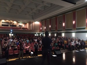Parent Night at RNA in the Senn Auditorium