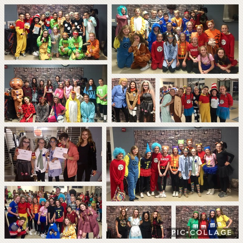 Over 300 Future Panthers Celebrate Halloween! Thumbnail Image