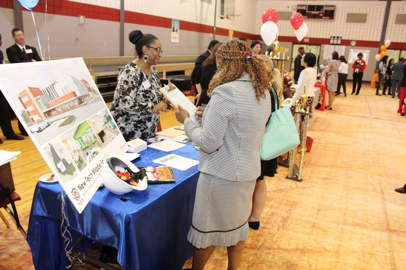 MISD Promotes Growth Through Innovation at Educator Job Fair Thumbnail Image
