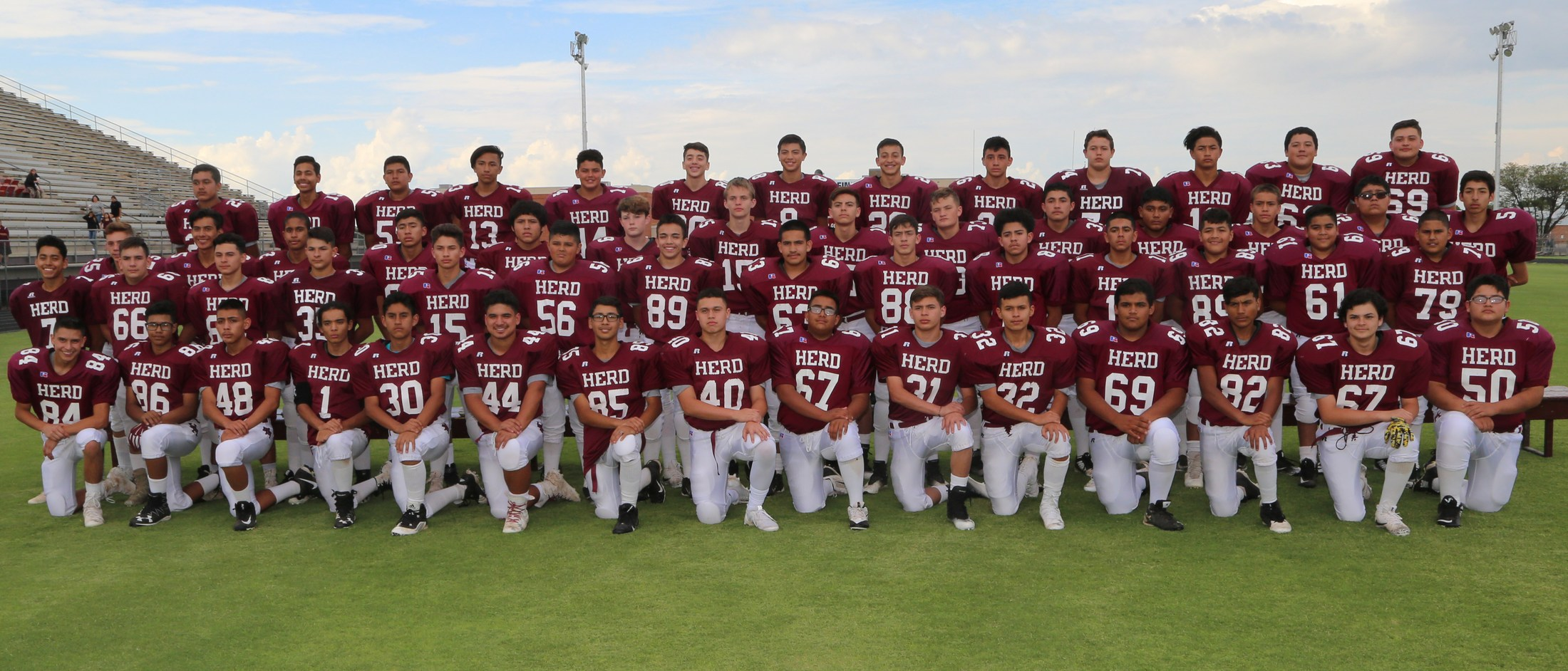 2017 Freshmen Team