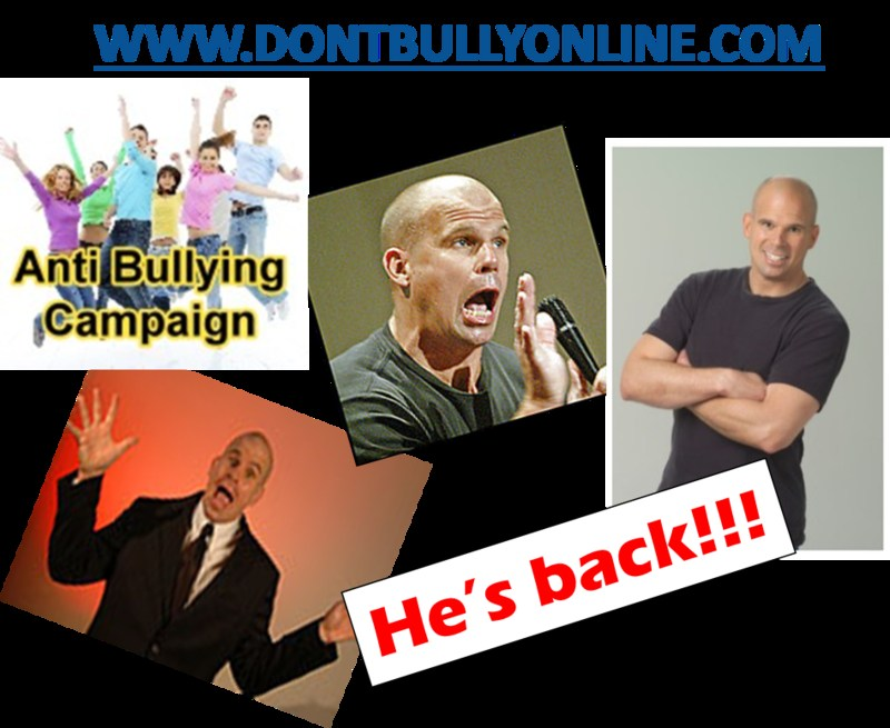 KEITH DELTANO ANTI-BULLYING ASSEMBLY OCTOBER 23, 2017 Featured Photo