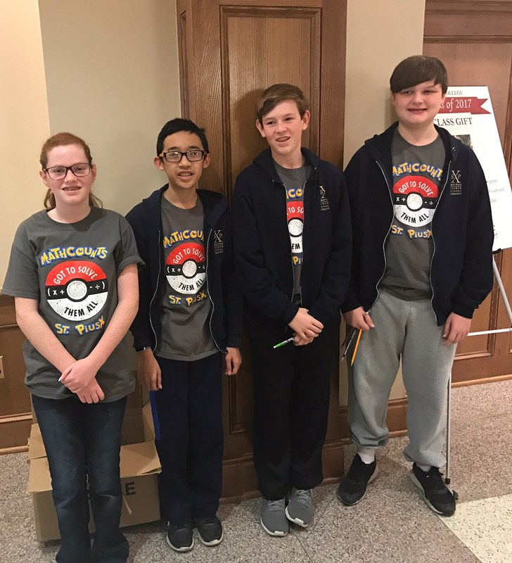 SPX MathCounts places 5th in State Thumbnail Image