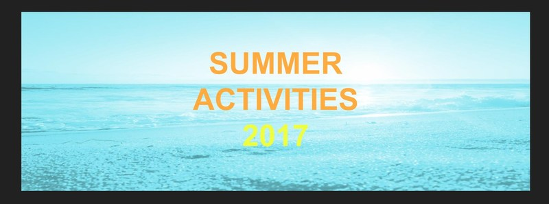 Summer activities at BK Thumbnail Image