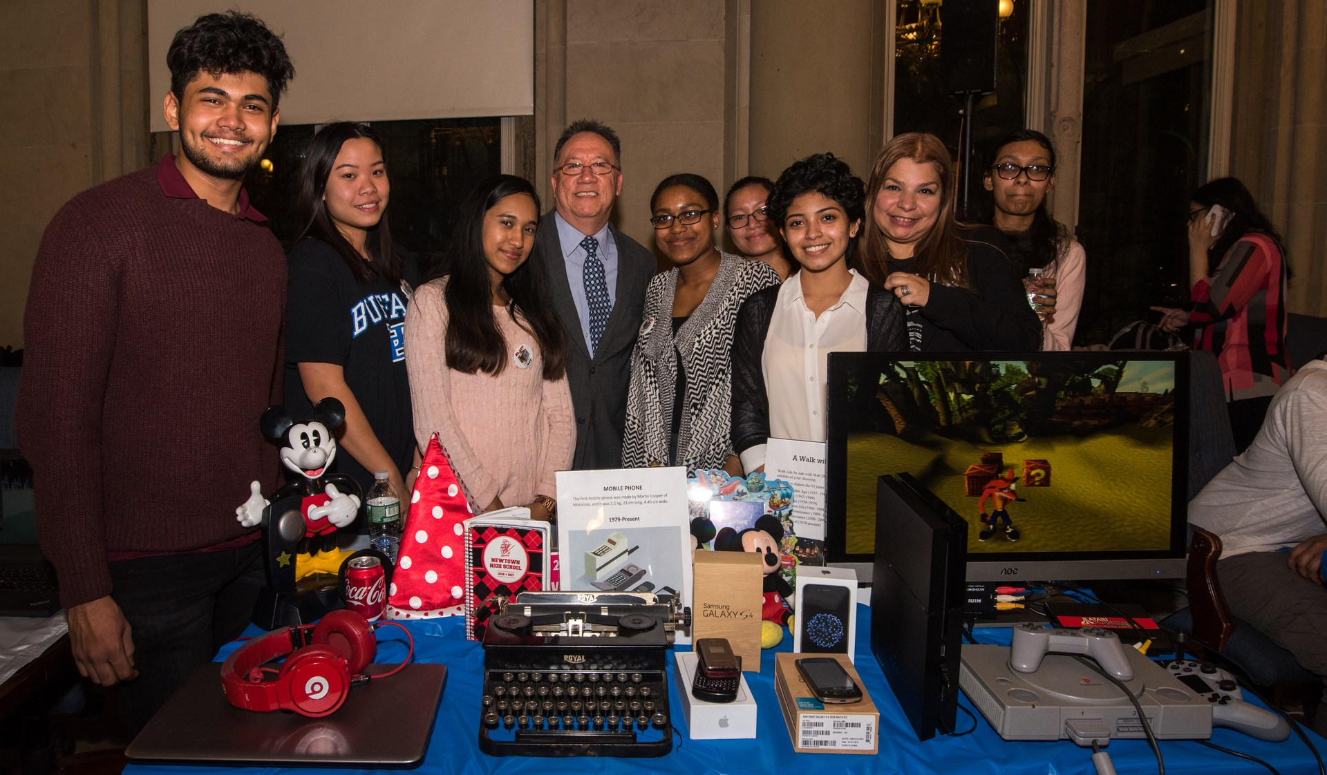 CTE - Industry Partners Appreciation Gala at Tweed Courthouse