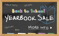 Yearbooks Now For Sale! Thumbnail Image