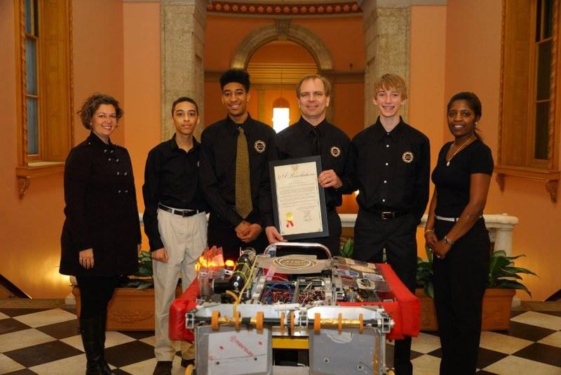 Bonds Frc 5811 Robotics Team Recognized Thumbnail Image
