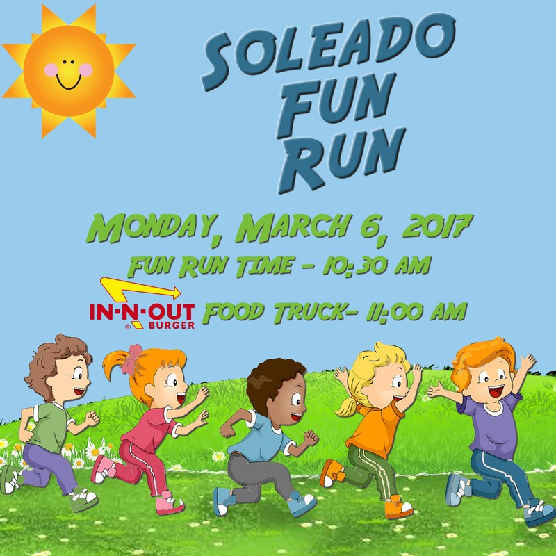 Soleado Fun Run! Thumbnail Image