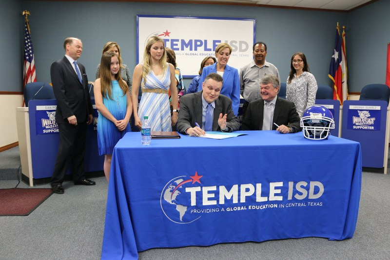 Temple ISD Announces New Superintendent