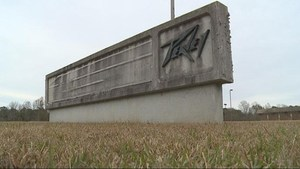 Peavey sign
