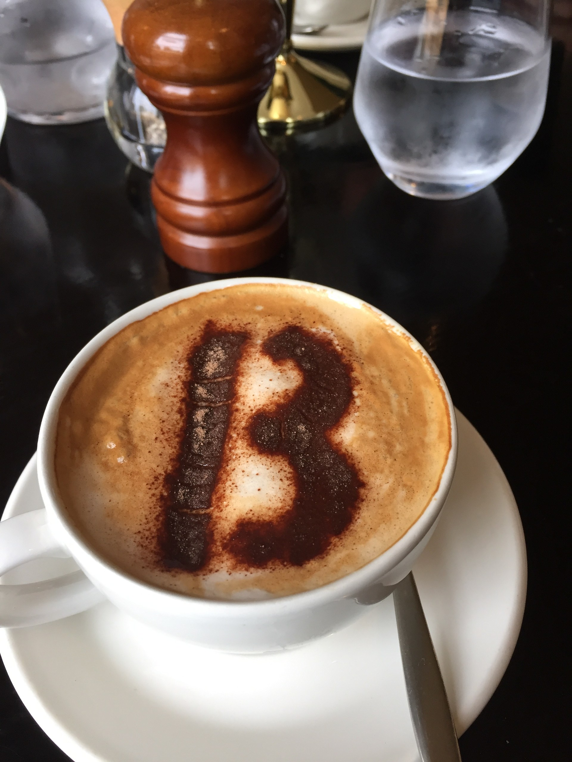 Image of coffee in a cup