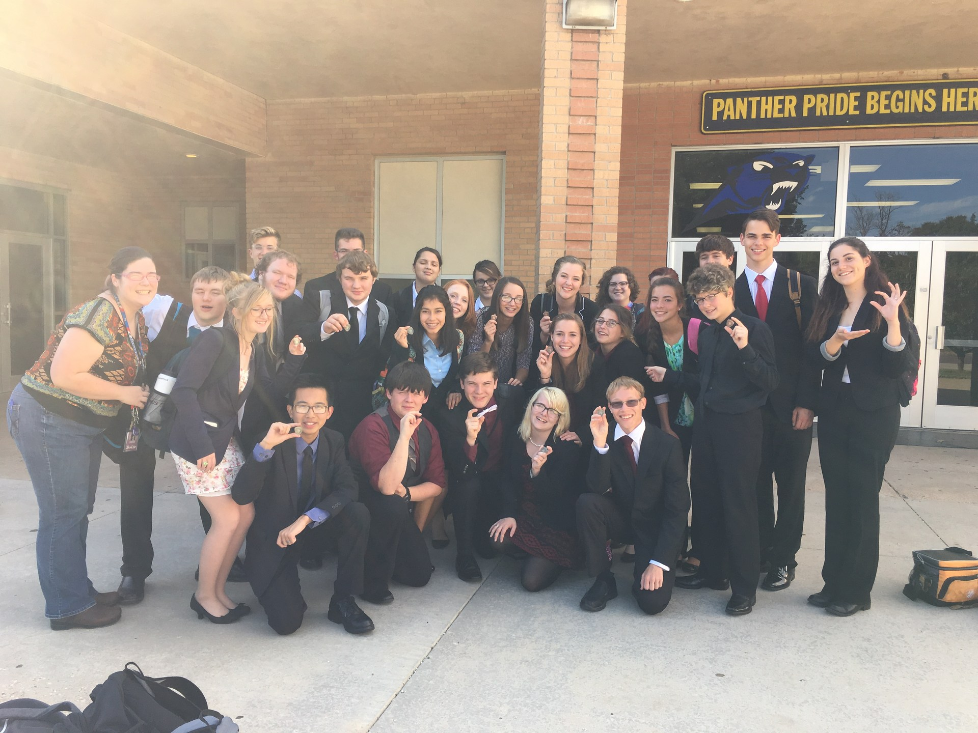 Nickerson Debate Invitational 16