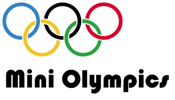 Mini Olympics Logo