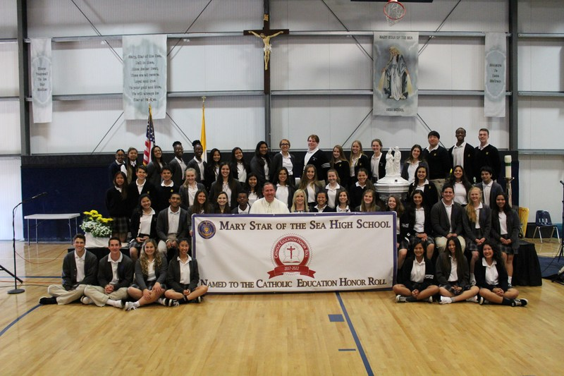 MSHS Named to Catholic Education Honor Roll Featured Photo
