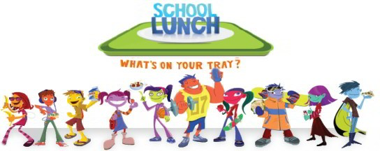 School Lunch -What's on Your Tray? image