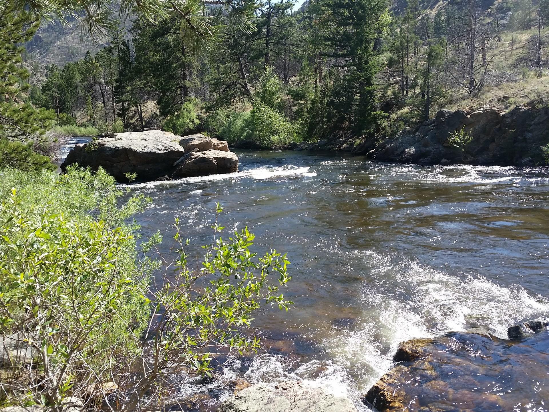 Colorado River summer 2017