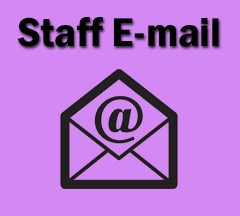 Staff email