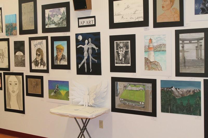 BK Art Department Sponsors 2nd Gallery Exhibit Thumbnail Image