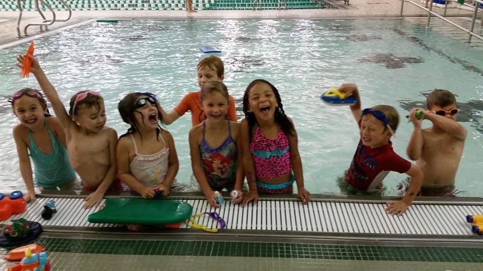 Aquatic Center picture