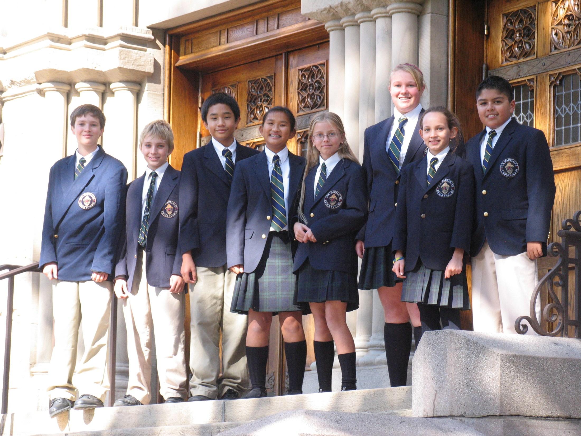 256a879fa1 Uniforms – Supplies   Uniforms – The Madeleine Choir School