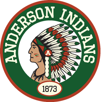 Anderson Indian Logo