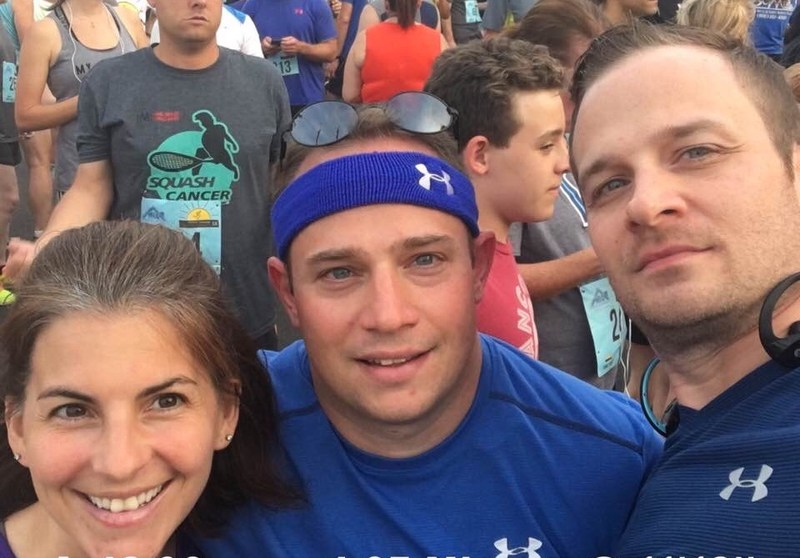 The Korner family makes presence felt at Patrick's Downtown Race to Summer 5K Thumbnail Image