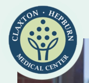 Claxton-Hepburn Medical Center logo