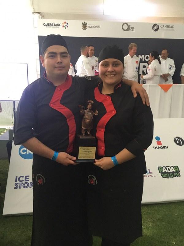 Campus Querétaro II, obtiene el primer lugar en el concurso gastronómico del centenario de la revolución Featured Photo