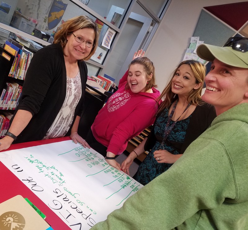 Teachers at Manch Elementary Align Academics Using The Leader In Me! Thumbnail Image