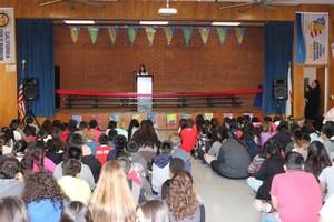 Sequoia student speaker