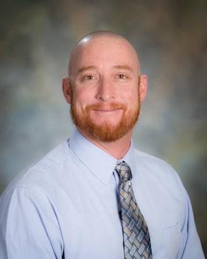 Polk Principal Geoff Garratt