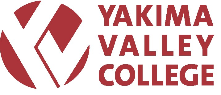 Yakima Valley College logo images links to Yakima Valley College Our Legacy page