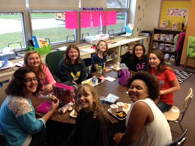 girls empowerment group