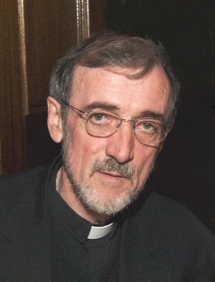 Fr. Peadar Cronin Head Shot